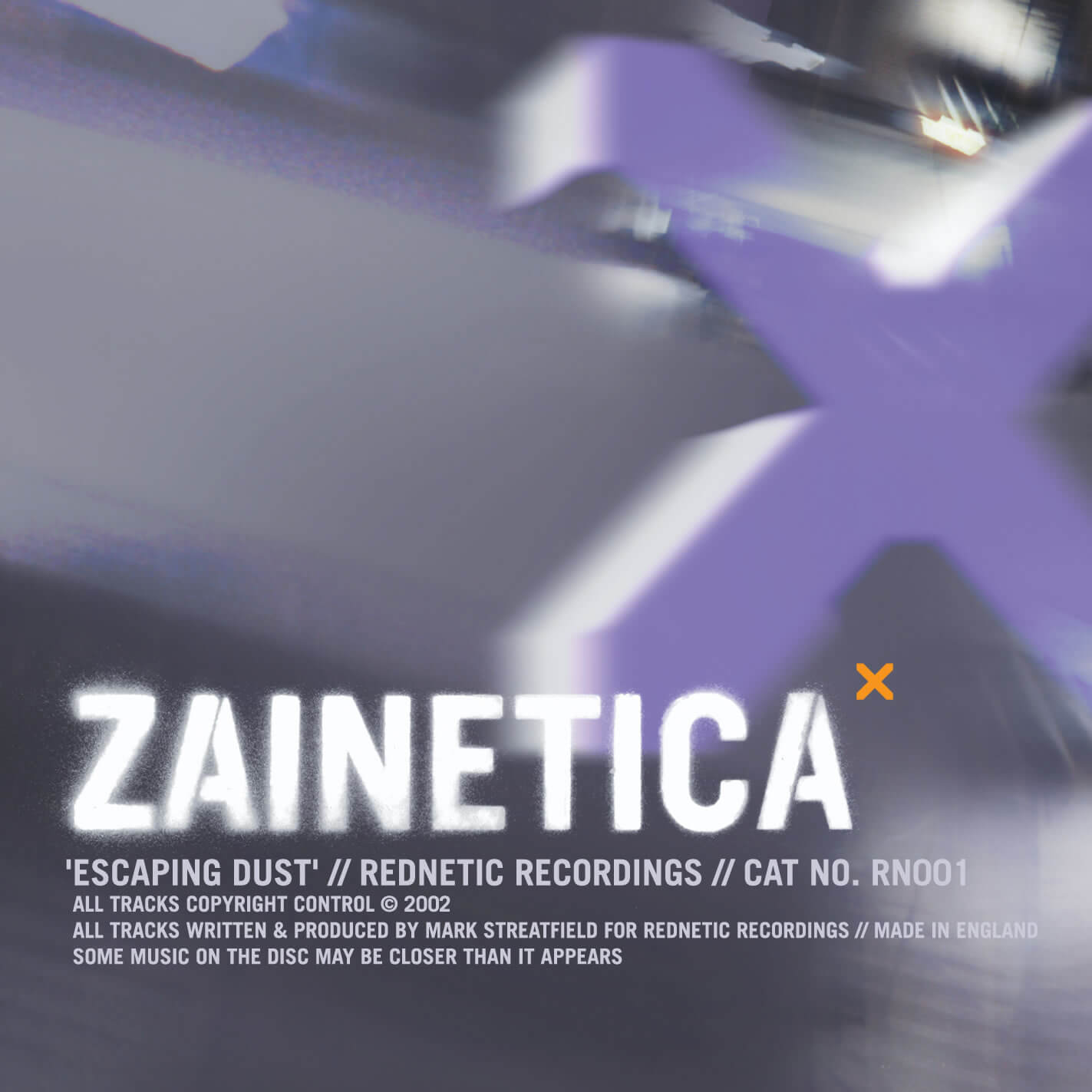 Escaping Dust - Zainetica