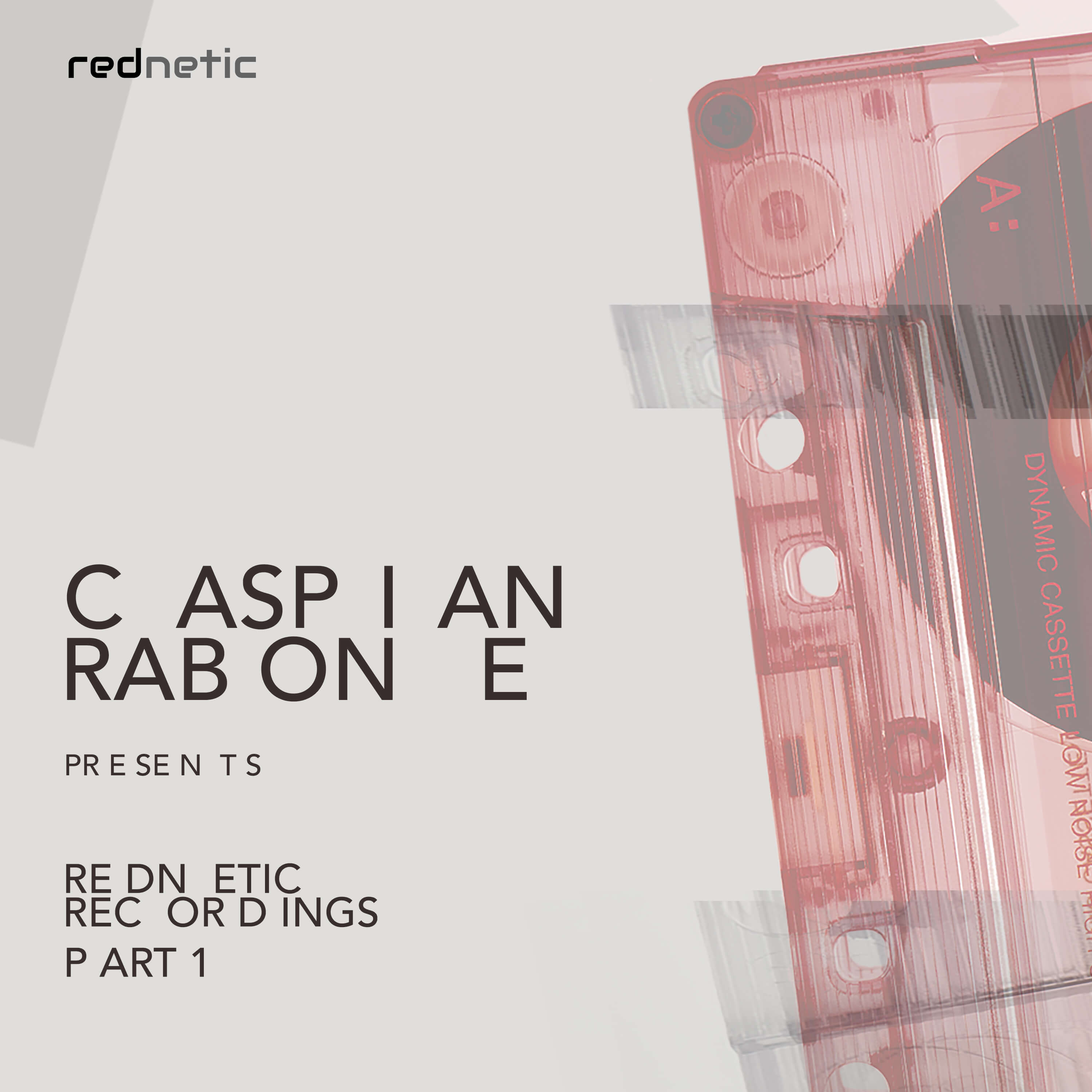 Caspian Rabone Presents - Various