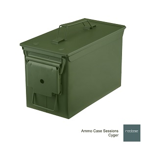 Ammo Case Sessions - Cyger